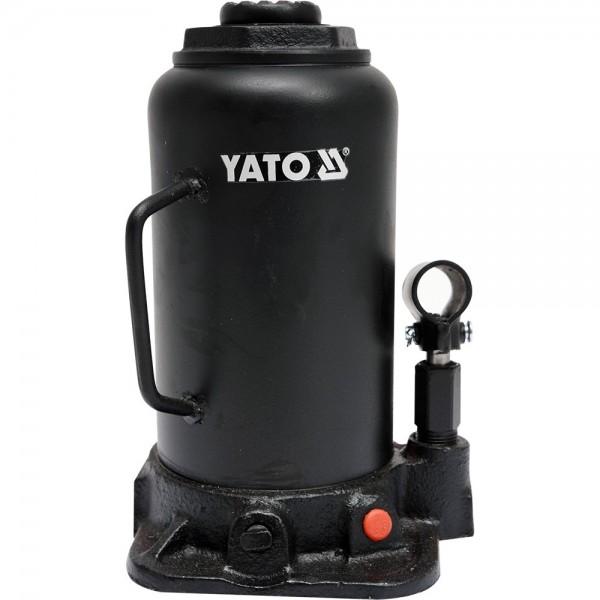 YATO Profi Hydraulischer Stempelwagenheber YT-17007 bis 20 Tonnen