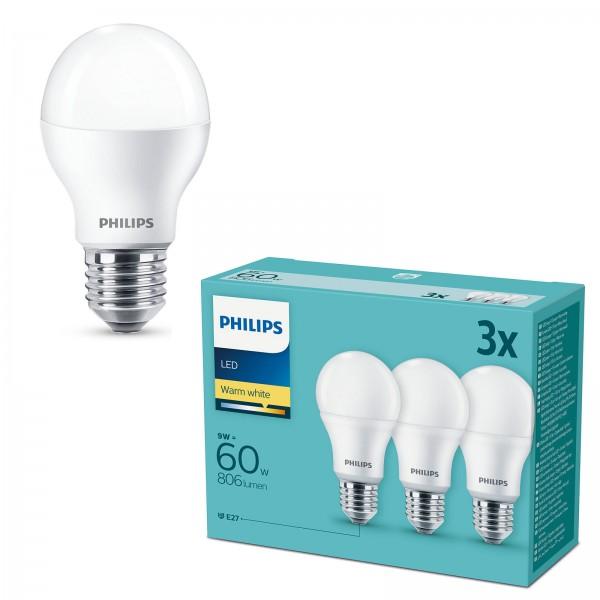 Philips LED Leuchtmittel Signify E27 9W