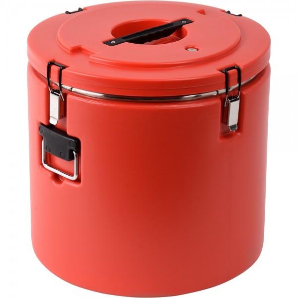 YATO Profi Gastro Thermotransportbehälter Kunststoff rund 48 L