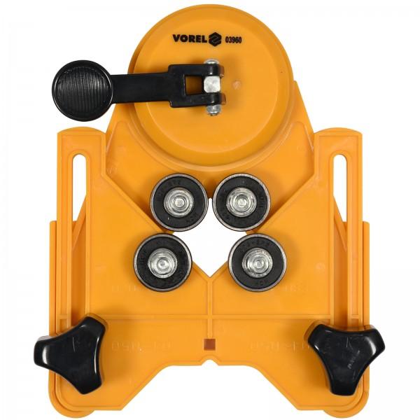 Vorel Fliesen Anbohrhilfe justierbar 4 -84 mm 03960