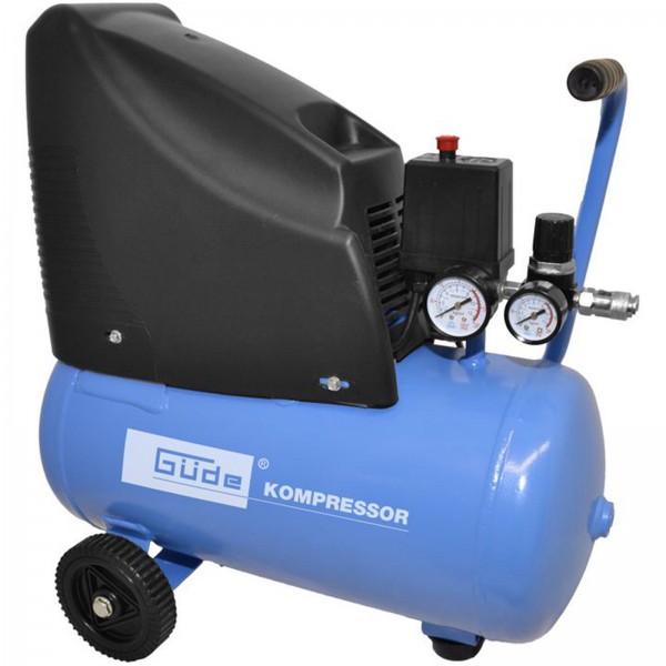 Güde Druckluft Kompressor 235/08/24 Ölfrei 1-Zylinder Kolbenkompressor