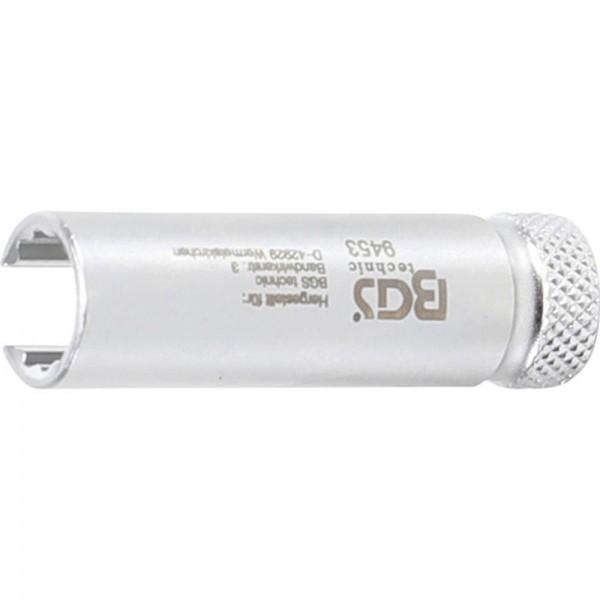 BGS 9453 Steckschlüssel für Unterdruckversteller am VAG Turbolader | SW 10 mm