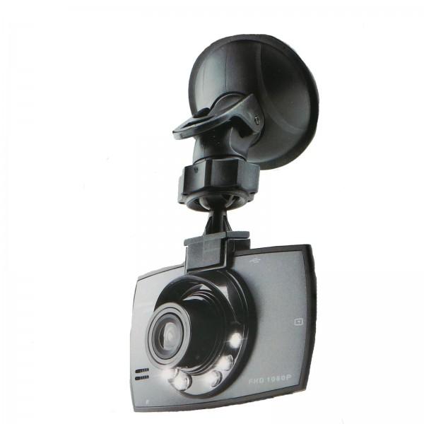 Soundlogic Slimline Full HD Dashcam Digitale Kfz Videokamera Tragbarer Video- und Audiorekorder