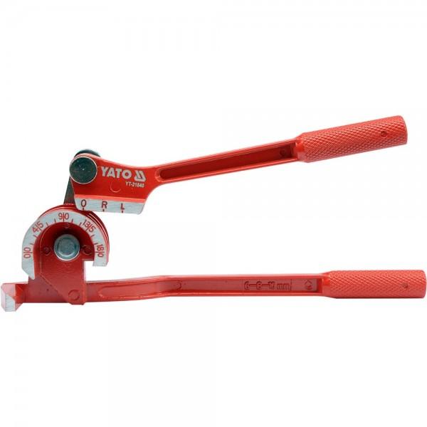 YATO Profi Handrohrbieger 6-10mm YT-21840