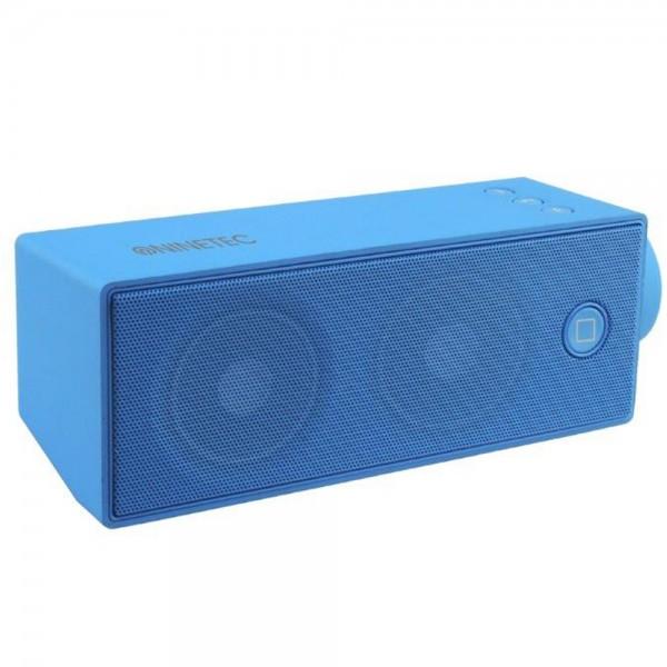 NINETEC Soundboost Bluetooth Speaker Lautsprecher Blau
