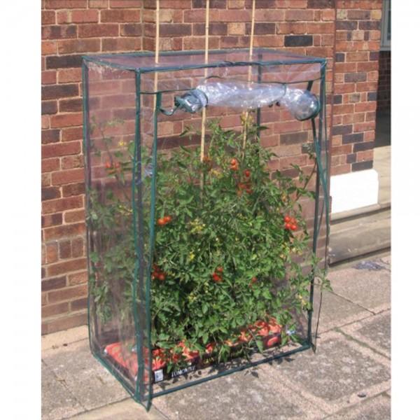 Garden Pleasure Tomaten Gewächshaus 150x100 cm Folienzelt