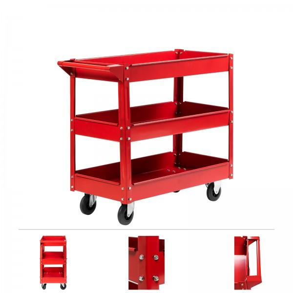 Grafner® Montagewagen 3 Etagen MW10844