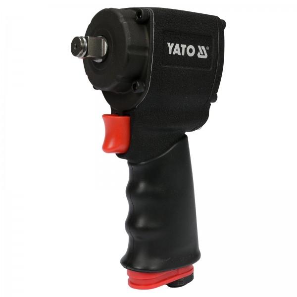 Yato Mini Druckluft Schlagschrauber 678 Nm 99 mm