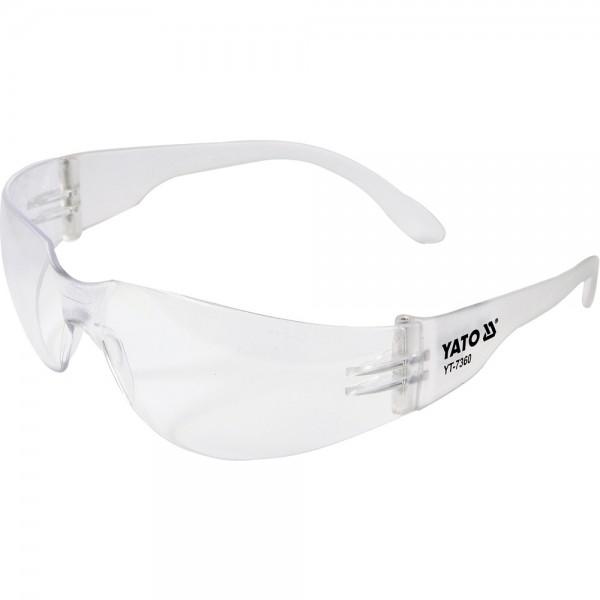 YATO Profi Arbeitsschutzbrille klar YT-7360