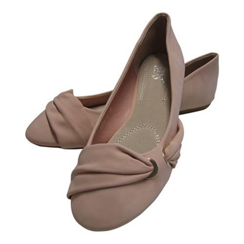 Damen Ballerinas in Rosa Größe 37-38