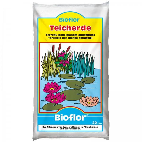 Bioflor Teicherde 20 Liter Beutel