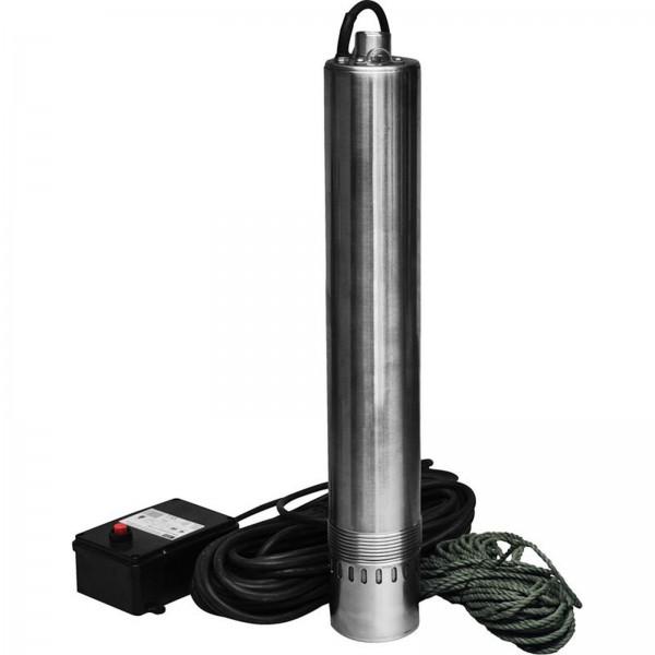 Güde Tiefbrunnenpumpe GTT 900 Watt 4500 l/h Klarwasserpumpe Brunnenpumpe