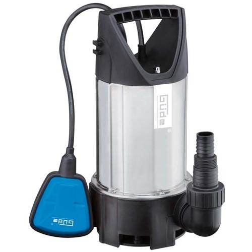 Güde Schmutzwassertauchpumpe GS 7501 PI 750 Watt 13.000 l/h Schmutzwasserpumpe Gartenpumpe