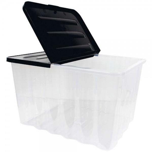 WAVE Box mit klappbarem Deckel 10L