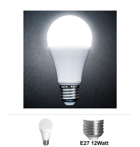 Grafner® LED Leuchtmittel 12W E27 6000K Kaltweiss