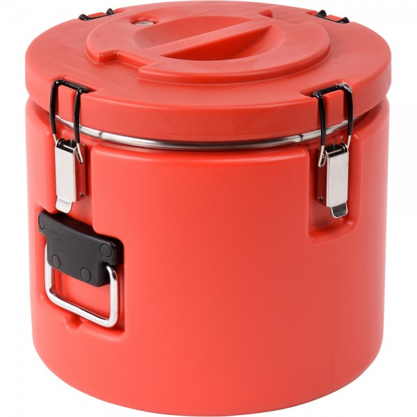YATO Profi Gastro Thermotransportbehälter Kunststoff rund 15 L