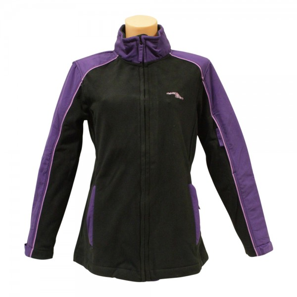 Damen Trekking Outdoor Fleece Jacke Größe: M