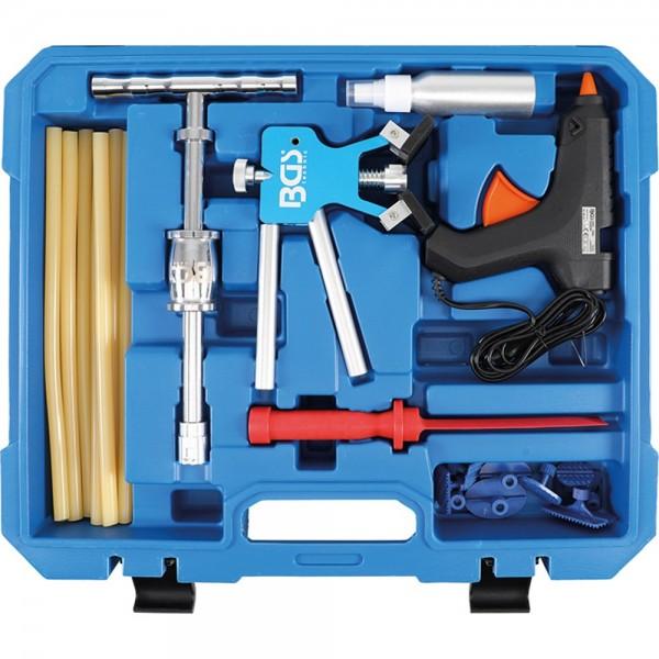 BGS 865 Ausbeulwerkzeug Set Dellenwerkzeug Dellenzieher für Hagelschaden und Spot-Repair