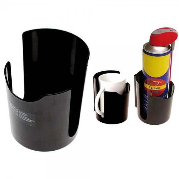 BGS 67160 Dosen Halter mit Magnet Becherhalter Getränkehalter