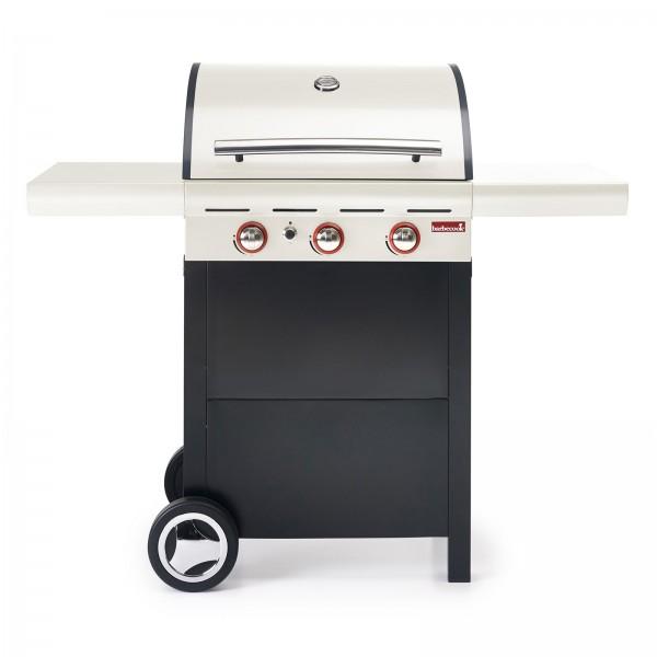 Barbecook Gasgrill Spring 300 creme BBQ Grillwagen 11,4kW