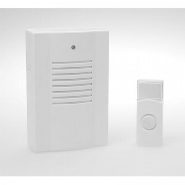 Drahtlose Funk Tür-Klingel Kabellos mit Batterie 30m Reichweite