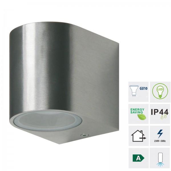 Grafner® Aluminium Wandlampe 37WB Leuchte Lichtschein Down/Unten