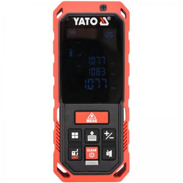 YATO Profi Laser-Entfernungsmesser 0,2-60m YT-73127