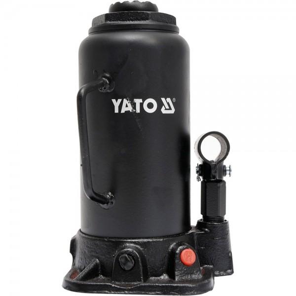 YATO Profi Hydraulischer Stempelwagenheber YT-17006 bis 15 Tonnen