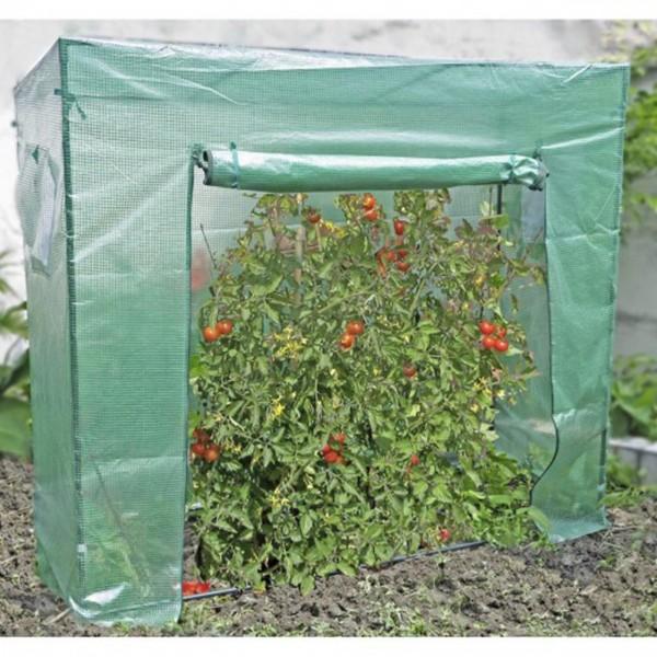 Garden Pleasure Tomaten Gewächshaus 200x170 cm Folienzelt