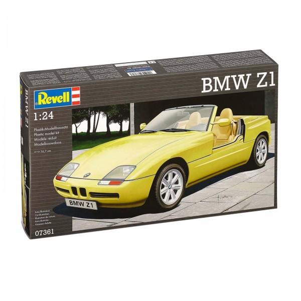 Revell Modellbausatz BMW Z1 Modellauto Maßstab 1:24 07361