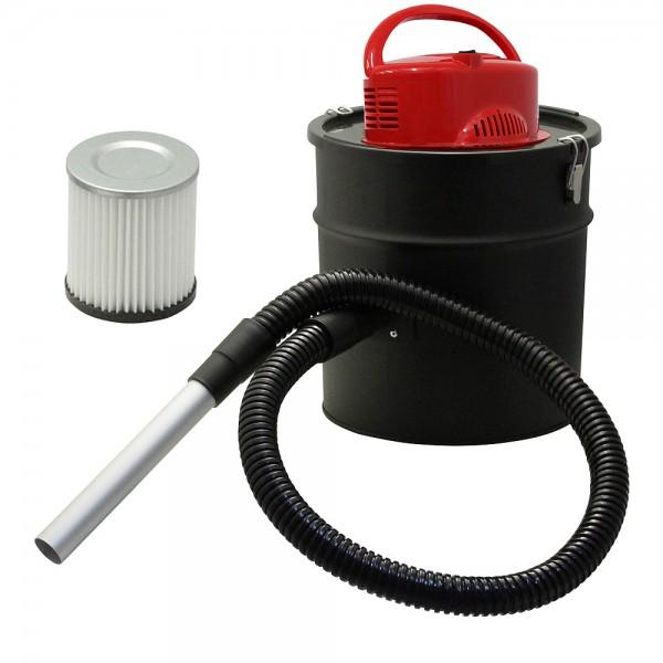 Grafner® Grill- Asche- und Kaminsauger + 1 HEPA Fein Filter