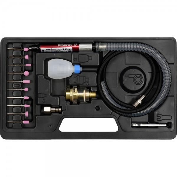 Vorel Druckluft Mini Mehrzweckschleifmaschine 16 tlg