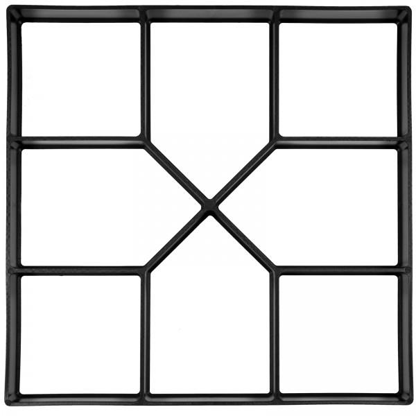 Vorel Schalungsform für Pflaster 400 x 400 x 40 mm 35063