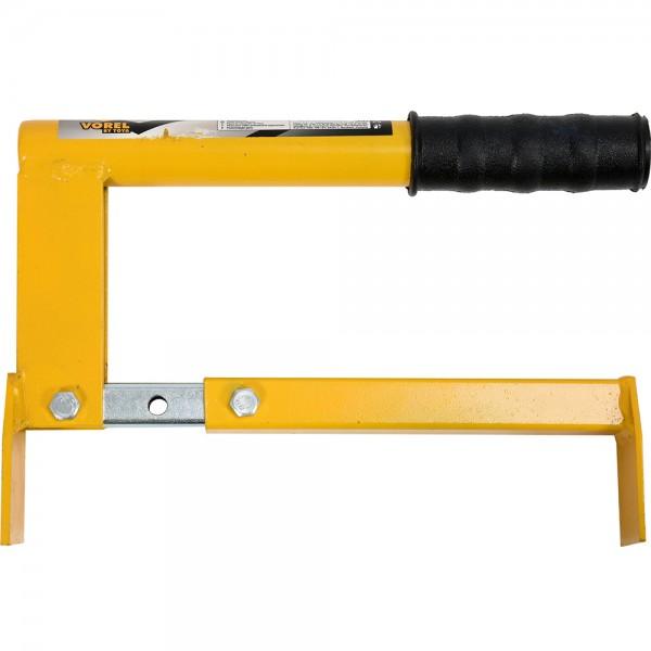 Vorel Pflasterstein- und Klinkerträger einstellbar 255-400mm 35017