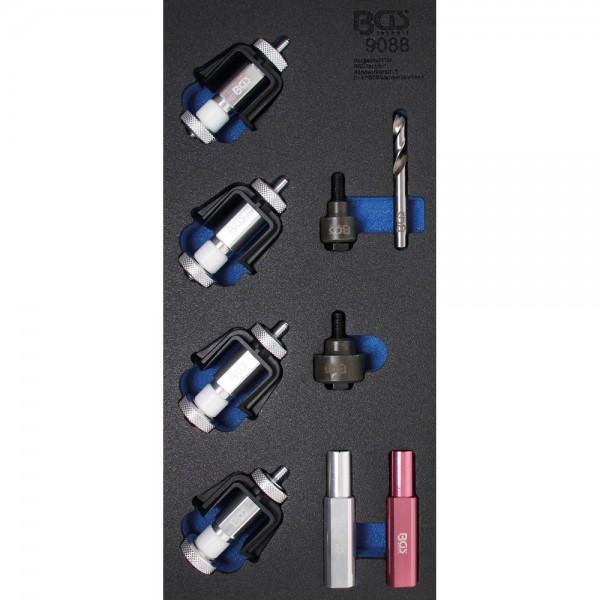 BGS 9088 Montagewerkzeug für Einparksensoren Halter Rückfahrwarner Einparkhilfe