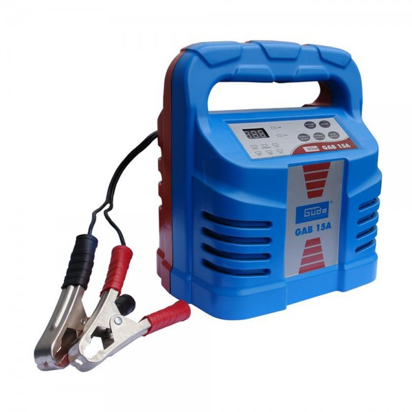 Güde 12V Batterieladegerät Automatik Batterielader GAB 15A