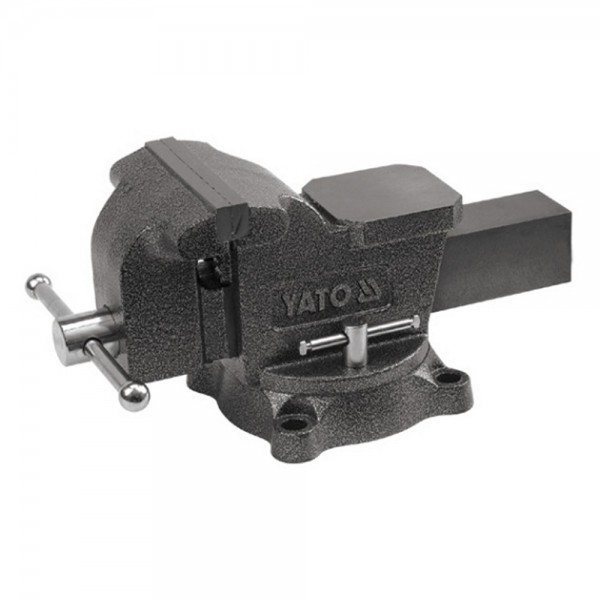 YATO Profi Schraubstock 6 Zoll 150 mm YT-6503
