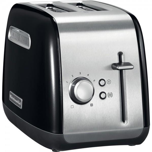 Kitchen Aid Classic Toaster Onyx Schwarz 5KMT2115EOB