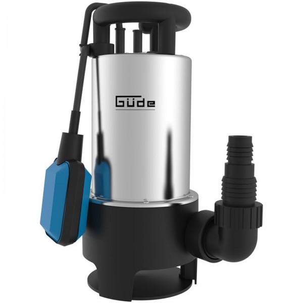 Güde Schmutzwassertauchpumpe GS 7502 PI 750 Watt 12.500 l/h Schmutzwasserpumpe Gartenpumpe