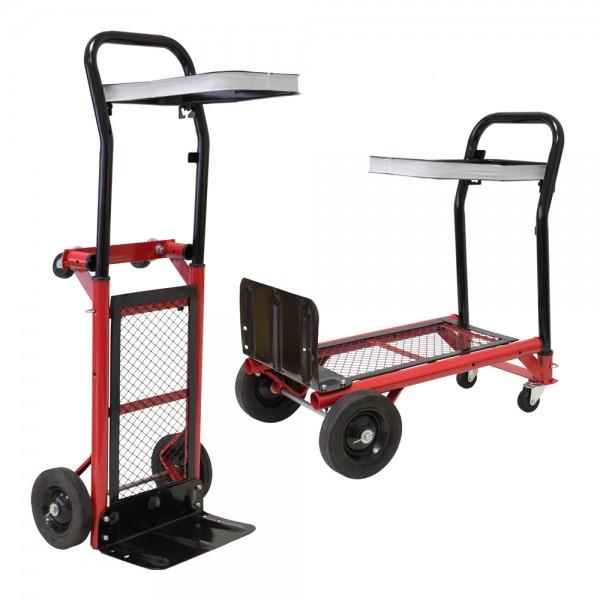 Grafner® Universal Sackkarre Multifunktion 80 kg Transportwagen
