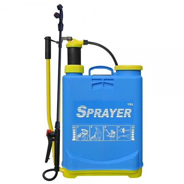 Grafner® Drucksprüher 16 Ltr. mit Lanze und Gurt Unkraut Spritze