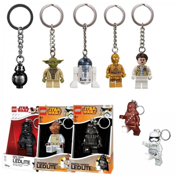 LEGO Star Wars LED LITE Schlüsselanhänger mit Taschenlampe