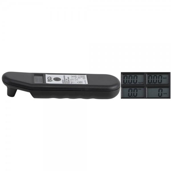 BGS 2101 Digitaler Reifendruckprüfer max. 7 Bar Luftdruckprüfer