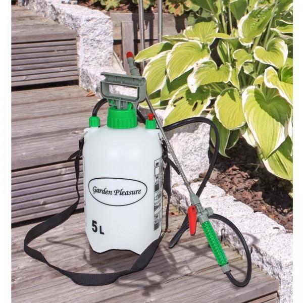Drucksprüher 5 Liter, B Ø19 x H 41 504509