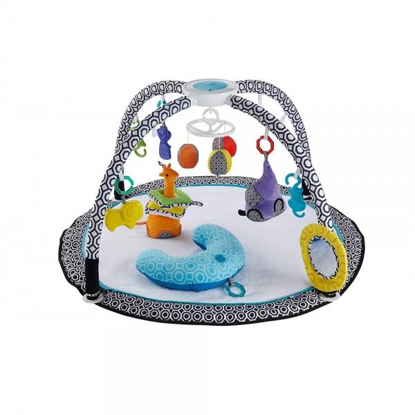 Mattel Fisher Price Sensorik Spieldecke, designed by Jonathan Adler