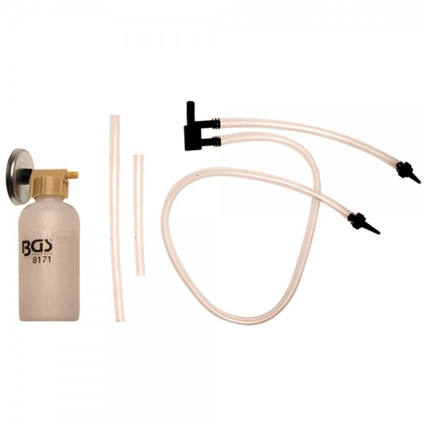 BGS 8171 Bremsen-Entlüftungsbehälter Vakuumtester