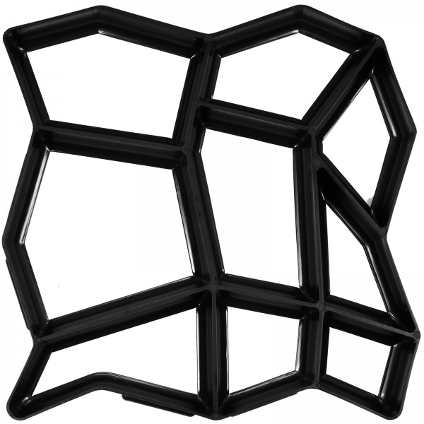 Vorel Schalungsform für Pflaster 430 x 425 x 40 mm 35060