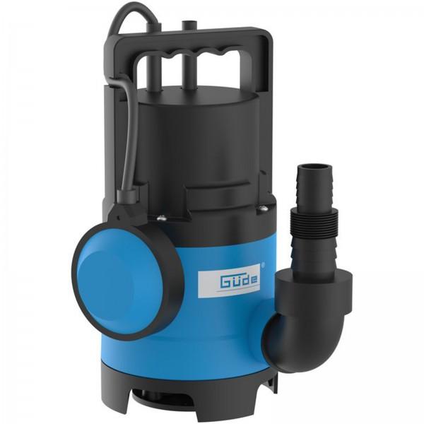 Güde Schmutzwassertauchpumpe GS 4003 P 400 Watt 8.000 l/h Schmutzwasserpumpe Gartenpumpe