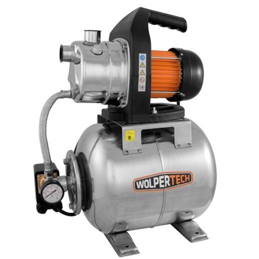 Wolpertech Hauswasserwerk WT - HW 1000 II