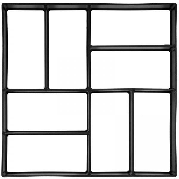Vorel Schalungsform für Pflaster 400 x 400 x 40 mm 35064